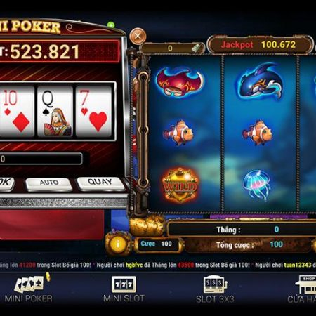 Game slot Mini Poker là gì?