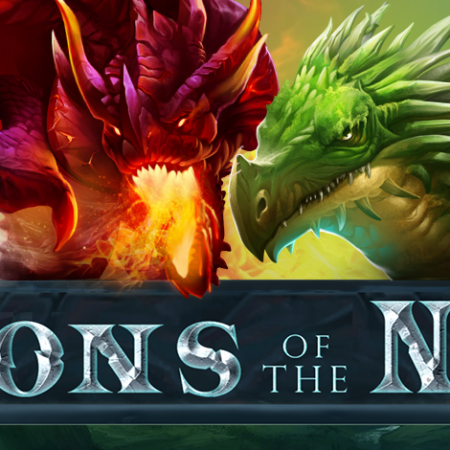 Tổng quan game slot Dragons of the North