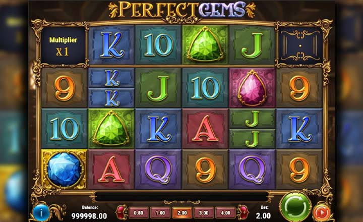 Game slot Perfect Gems