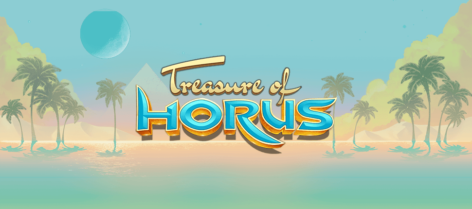 game slot Treasure of Horus