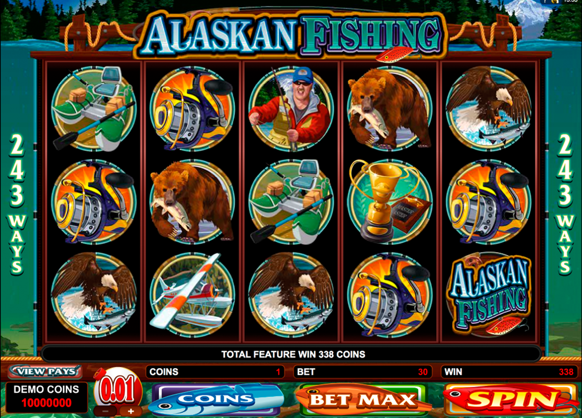 game slot Alaskan Fishing