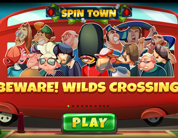 game slot Spin Town