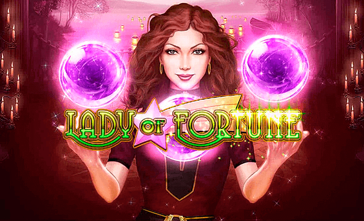 game slot Lady of Fortune