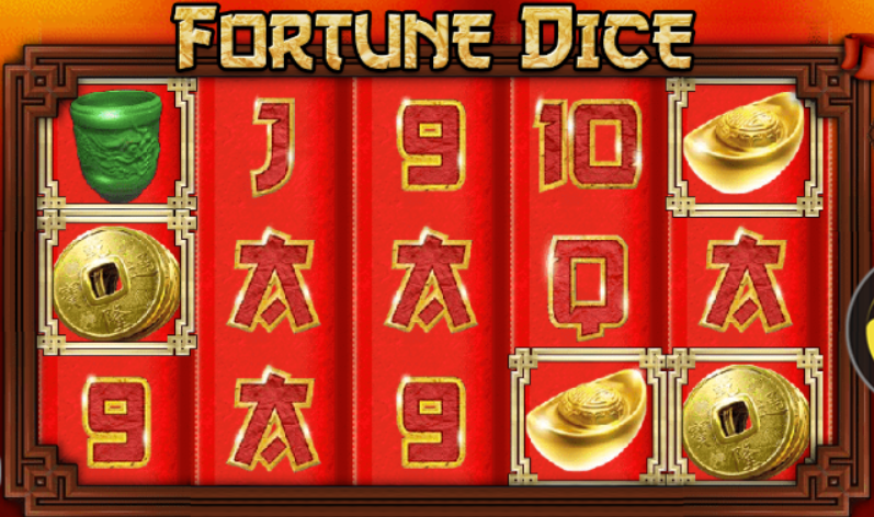 game slot Fortune Dice