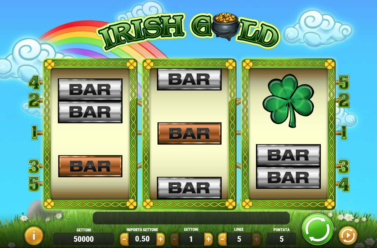 game slot Irish Gold