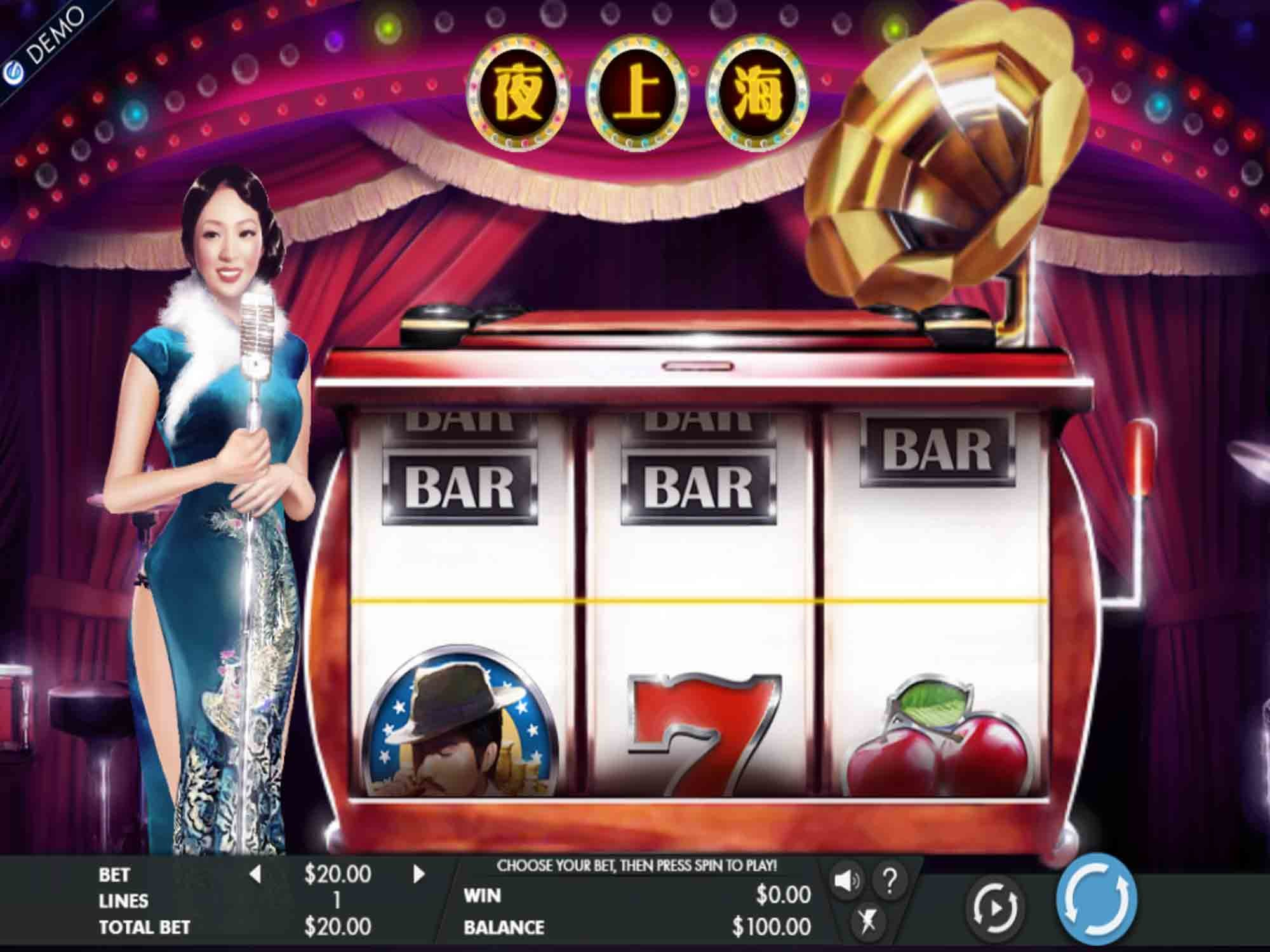game slot Shanghai Night