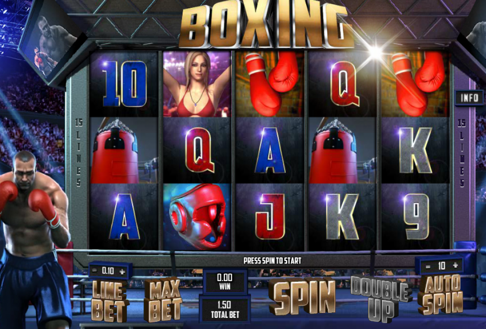 game slot Boxing