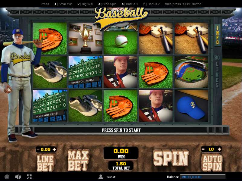 game slot Baseball