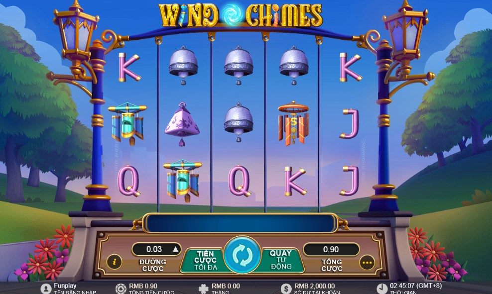 game slot Wind Chimes