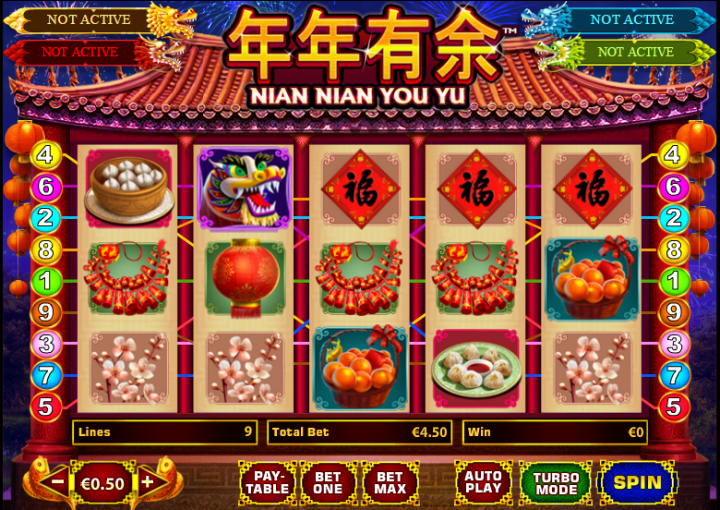 game slot Nian Nian You Yu