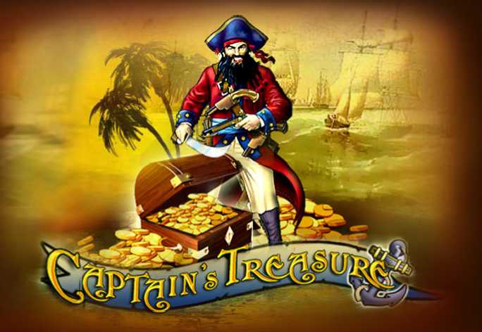 game slot Captain's Treasure