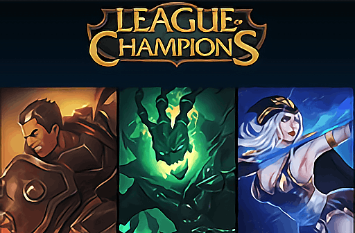 game slot League of Champions