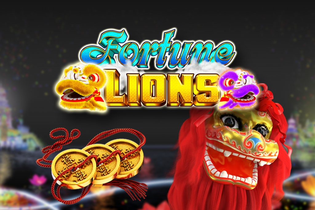 Game slot Fortune Lions