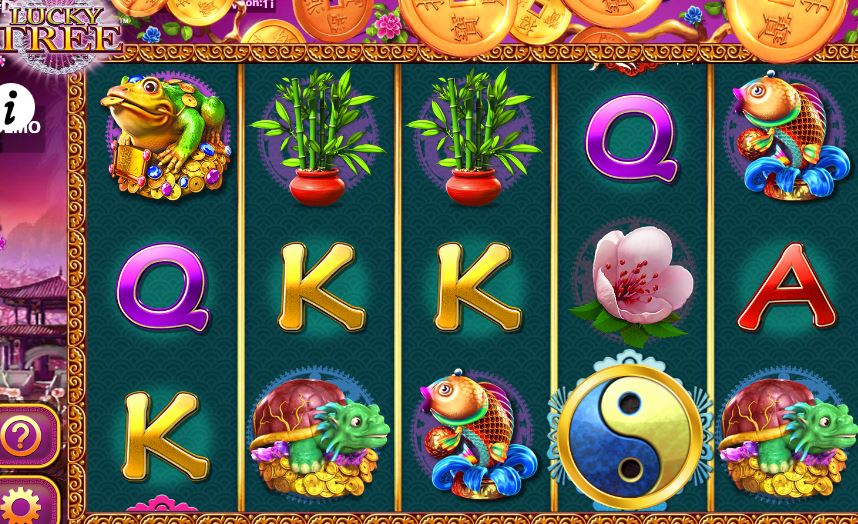 game slot Lucky Tree