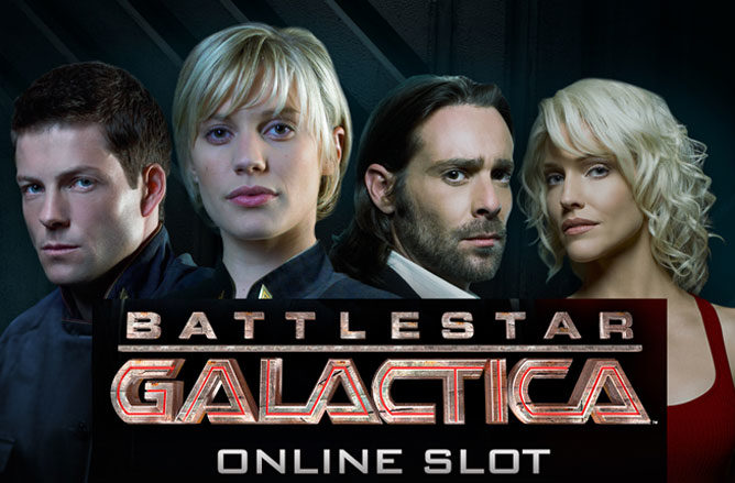 game slot Battlestar Galactica