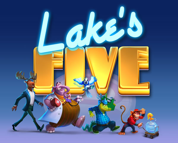 game slot Lake's Five