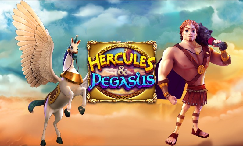 tính năng game slot Hercules and Pegasus
