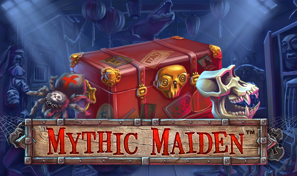 game slot Mythic Maiden