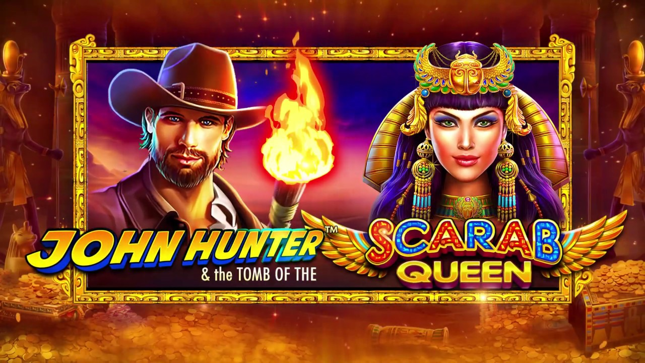 game slot John Hunter and the Tomb of the Scarab Queen