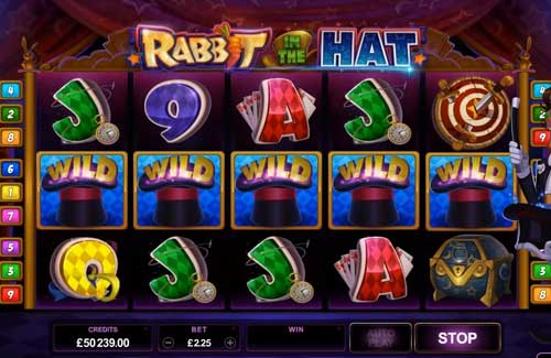 game slot Rabbit In The Hat