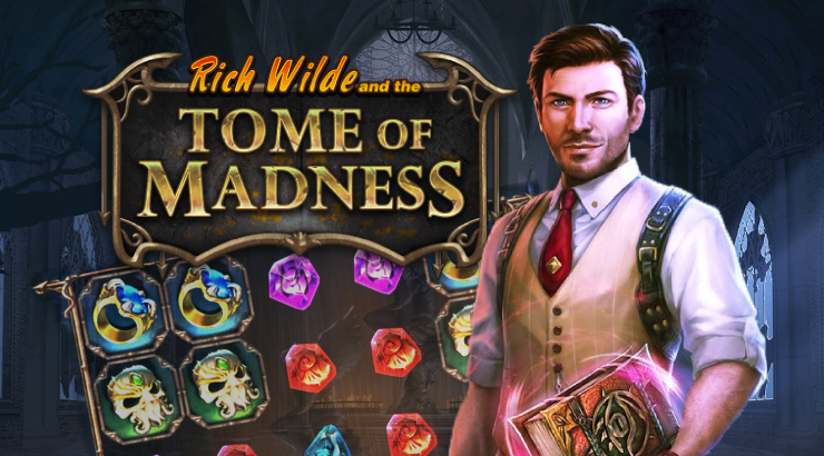 game slot Tome of Madness