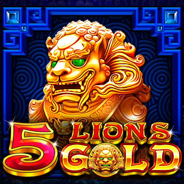 game slot 5 Lions Gold