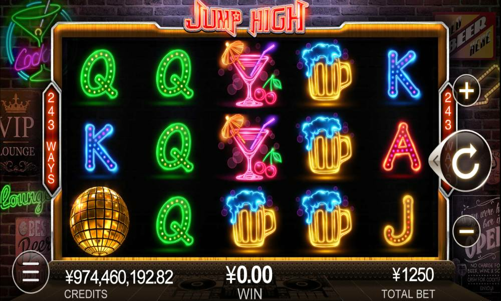 game slot Jump High