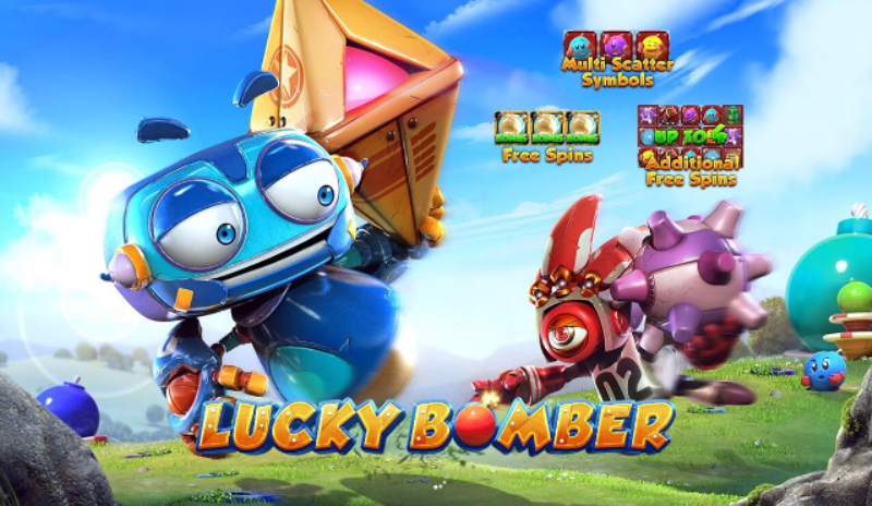 Game slot Lucky Bomber