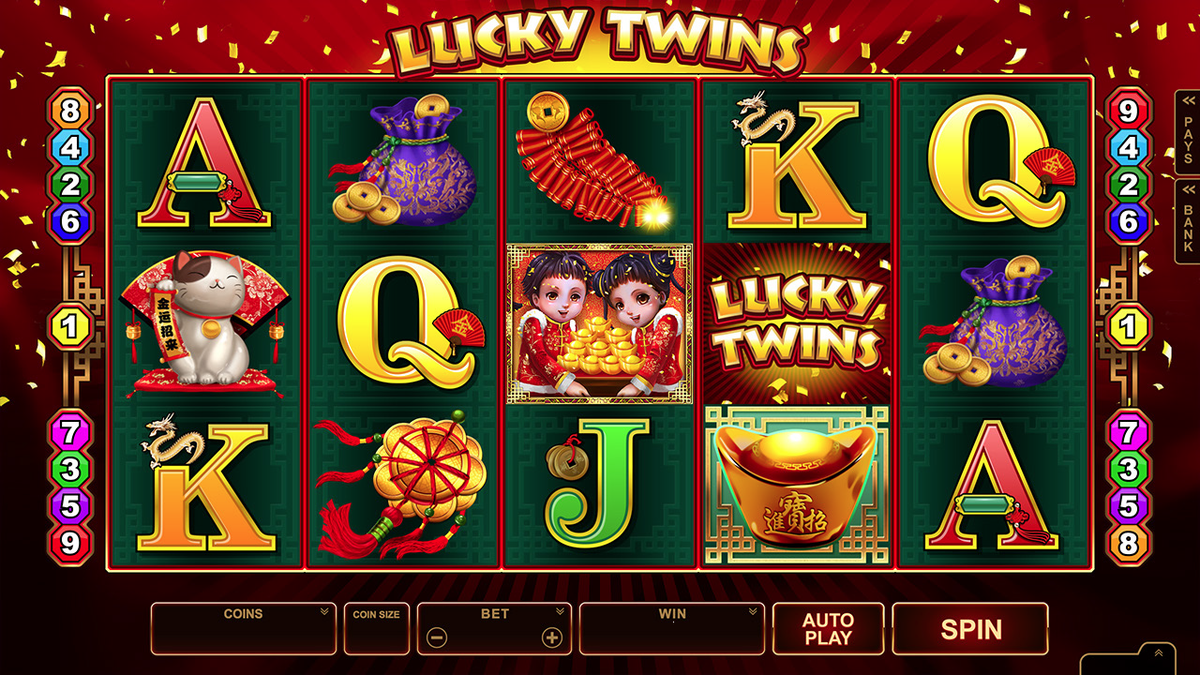 Game slot Lucky Twins