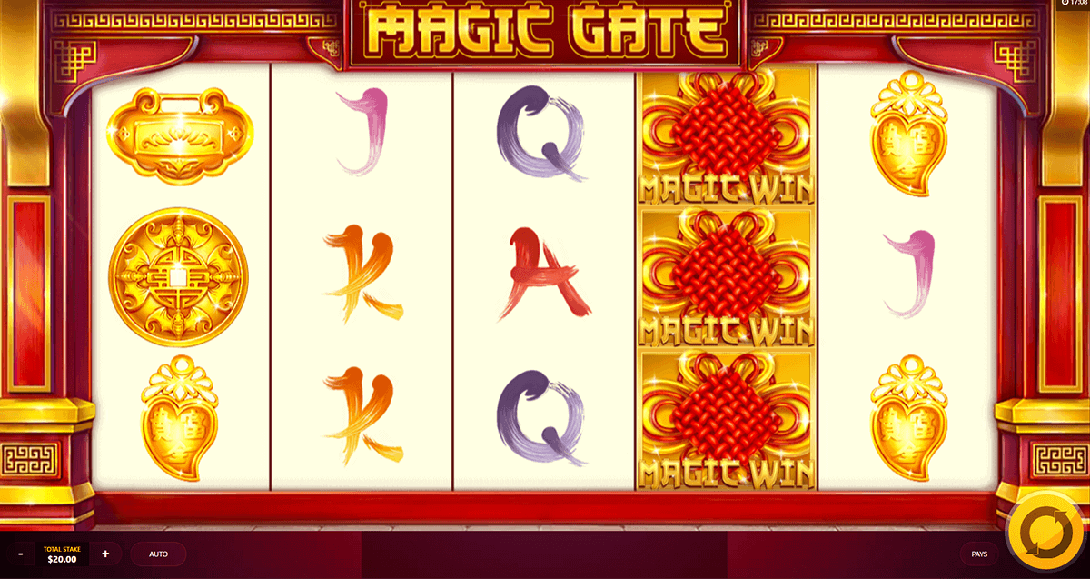 Game slot Magic Gate