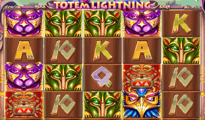 game slot Totem Lightning
