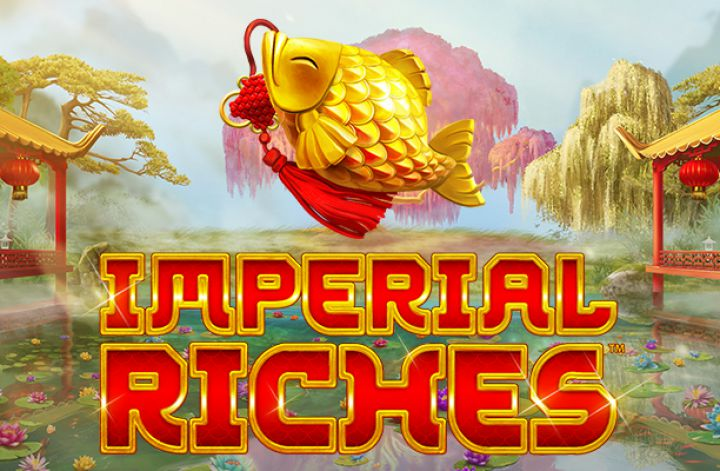 tính năng game slot Imperial Riches