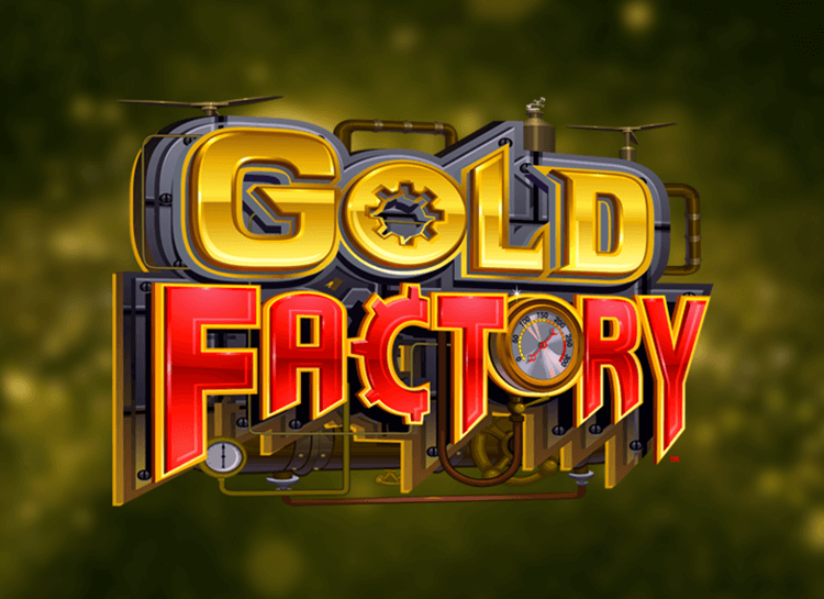 game slot Gold Factory