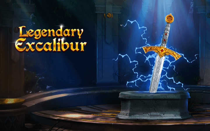 game slot Legendary Excalibur
