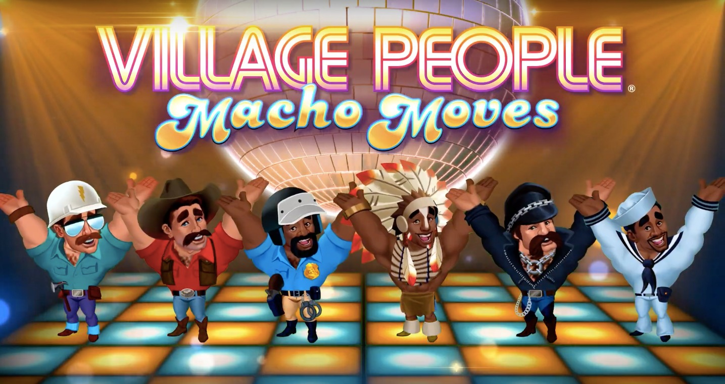 game slot Village People Macho Moves