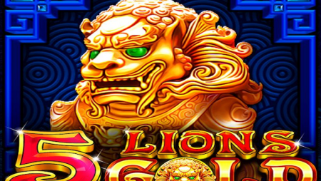 Gặp gỡ Tứ linh game slot 5 Lions Gold