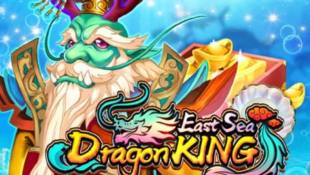 Du ngoạn long cung trong game slot East Sea Dragon King