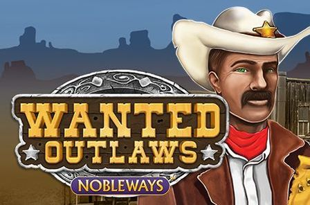 Bắt giữ tội phạm truy nã trong game slot Wanted Outlaws
